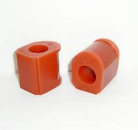 Втулка стабилизатора переднего полиуретан RENAULT KANGOO I ID=21mm OEM:7700785788