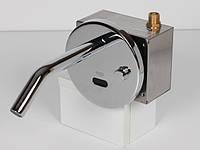Смеситель сенсорный для умывальника настенный AQUA WORLD SN23041, фото 1