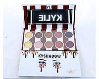 Тени для глаз Kylie Kkyshadow 10 colour