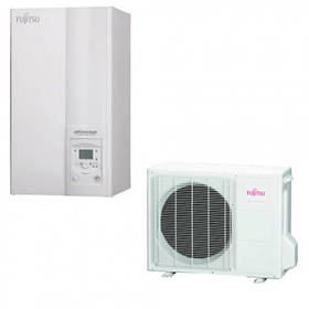 Тепловой насос Воздух-Вода Fujitsu WaterStage WSYA050DD6/WOYA060LDC