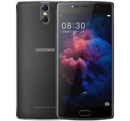 DOOGEE BL7000 4/64Gb Black Гарантия 1 Год!