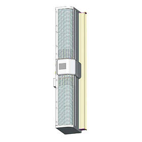 Тепловая завеса водяная Olefini KWH-15 V