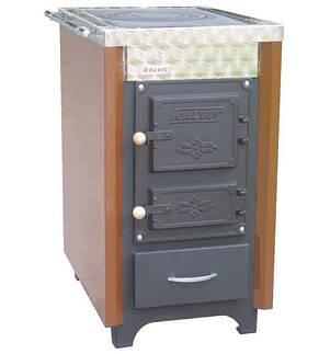 Твердотопливный котел-плита KALVIS 4СМ, фото 2
