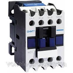 Контактор NC1-0910 9А 230В/АС3 1НО 50Гц