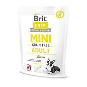 Brit Брит Care Dog Mini GF Adult 0,4 kg Lamb (д/собак малых пород) ягненок