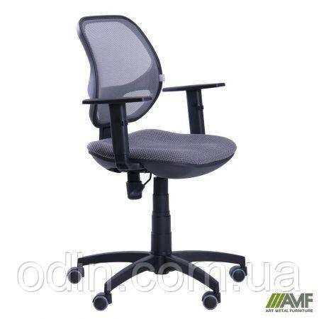 Кресло Квант/Action сиденье Квадро-6/спинка Сетка серая 028976