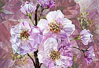 Фотообои флизелиновые на стену 368x254 см. Драгоценные камни цветут. Komar XXL4-064, фото 1