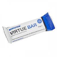 Зерновой батончик Virtue Bar MyProtein со вкусом двойного шоколада (30 г.)