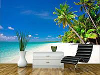 """Фотообои на флизелиновой основе """"Райский остров"""""""