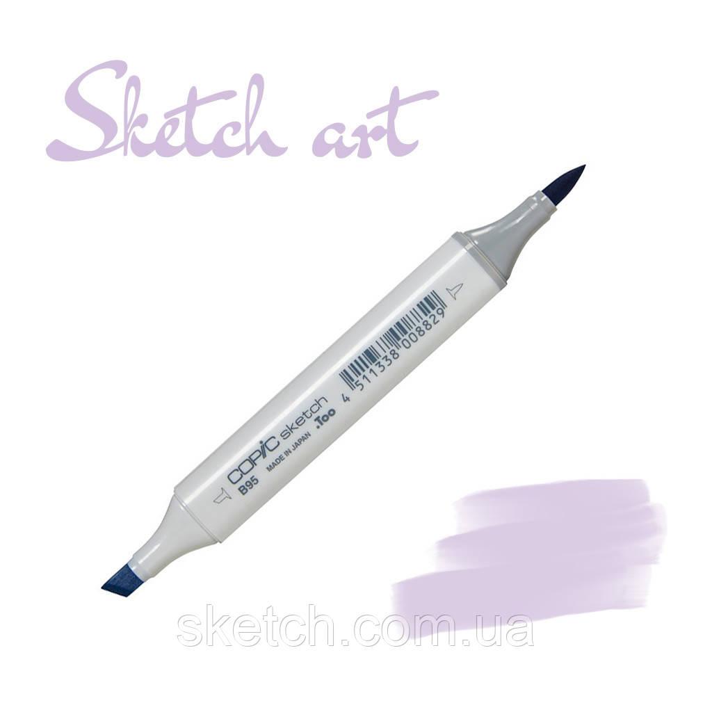 Copic маркер Sketch, #BV-02 Prune