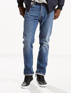 Джинсы мужские Levis 501 Original Fit Stretch Jeans Purple Rain