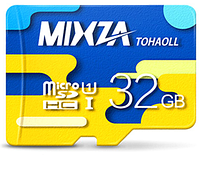 Карта памяти MIXZA TOHAOLL Сolorful Series 32GB Micro SD UHS-1 class