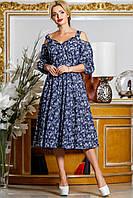 Платье женское красивое в 3х цветах SV808, фото 1
