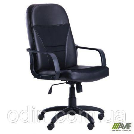 Кресло Анкор Пластик Скаден черный + Сетка 032622