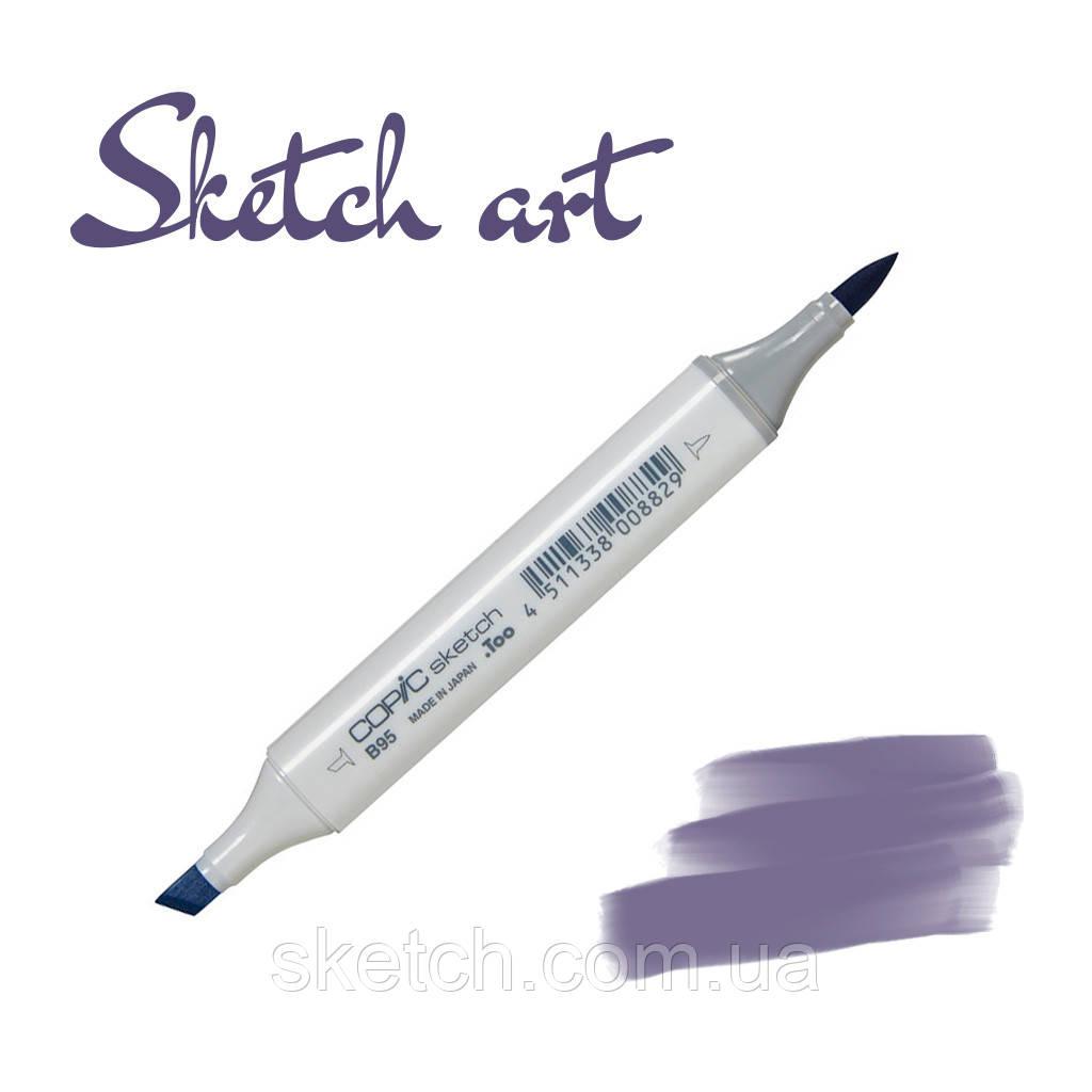 Copic маркер Sketch, #BV-08 Blue violet