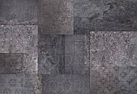 Флизелиновые фотообои 368x248 см. Темный мрамор. Komar XXL4-062