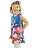 Симпатичное летнее  платье для девочки  110-128р, фото 2