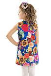 Симпатичное летнее  платье для девочки  110-128р, фото 3