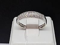 Серебряное кольцо Калинка с фианитами. Артикул 1246Р-CZ 16, фото 1