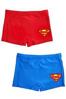Плавки для мальчиков Superman оптом, 6-12 лет. {есть:6 лет}
