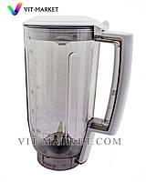 Оригинал. Чаша блендера для кухонного комбайна MUM5 Bosch 1250мл код 703198, фото 1