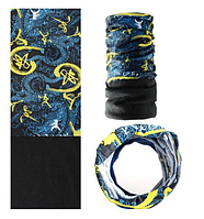 Теплий бафф-шарф ROCKBROS (BLUE DRAGON), фото 1