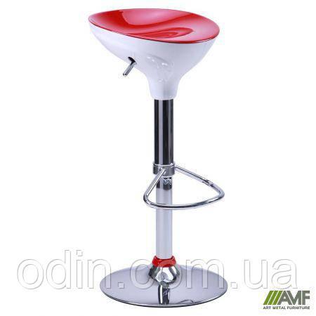 Стул барный хокер Alba Красный 512047