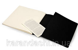 Блокнот Moleskine Art Cahier средний черный ARTSKA5, фото 2