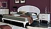 Кровать  «Империя»  твердое изголовье. Миро Марк., фото 3