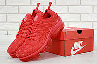 Кроссовки мужские Nike Air VaporMax Plus Red Реплика