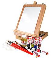 Набор масляных красок   ''Graduate Oil Set'' с этюдником , 10 * 38мл, DR