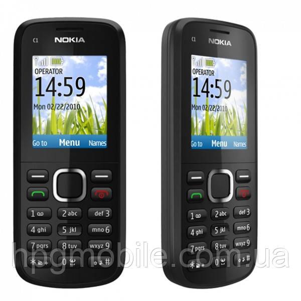 Корпус для Nokia C1-02 с клавиатурой f24cd31572b9d