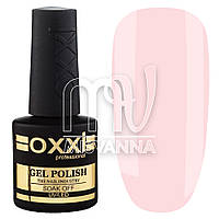 Гель-лак OXXI Professional French №1, 10 мл нежно-розовый