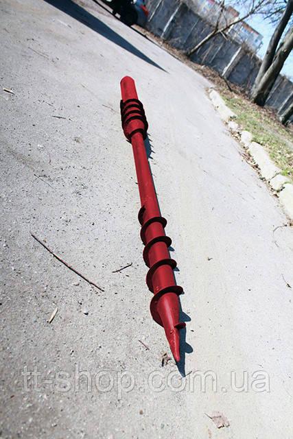 Геошурупы Ø 89 мм довжина 1,5 м