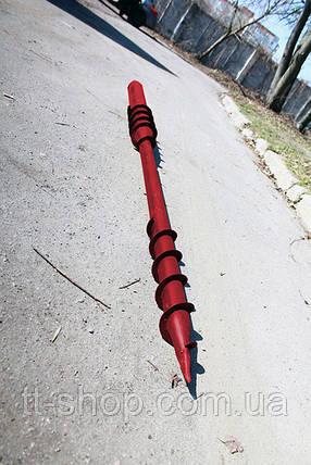 Геошурупы Ø 89 мм длинна 1,5 м, фото 2