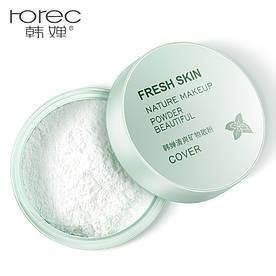 Минеральная пудра для матирования ROREC Fresh Skin (5г)