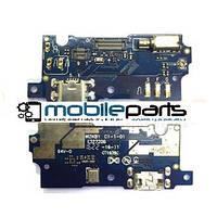 Нижняя плата (Шлейф) для Meizu M3S з зарядным разъемом
