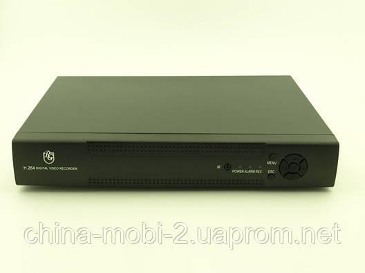 DVR-8816 Н.264 відеореєстратор відеоспостереження на 16 каналів, фото 2