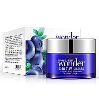 Маска для лица ночная с экстрактом черники увлажняющая и осветляющая BIOAQUA Blueberry Sleep Mask (50мл)