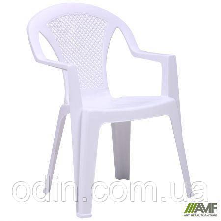 Стул Ischia пластик белый 01 200002