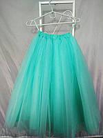 Фатиновая юбка 80см