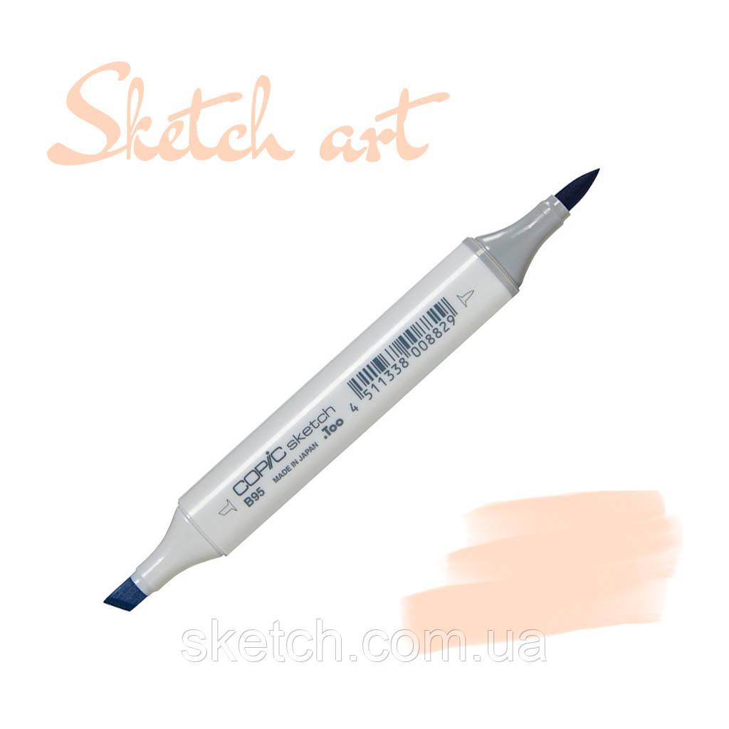 Copic маркер Sketch, #E-01 Pink flamingo