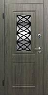 """Входная дверь для улицы """"Портала"""" (Стандарт со стеклопакетом) ― модель S-1"""