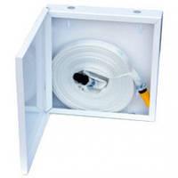 Шкаф для пожарного рукава 600х550х170 мм