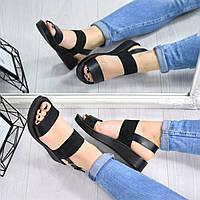 Босоножки женские Milena черный 4760, сандалии женские, фото 1