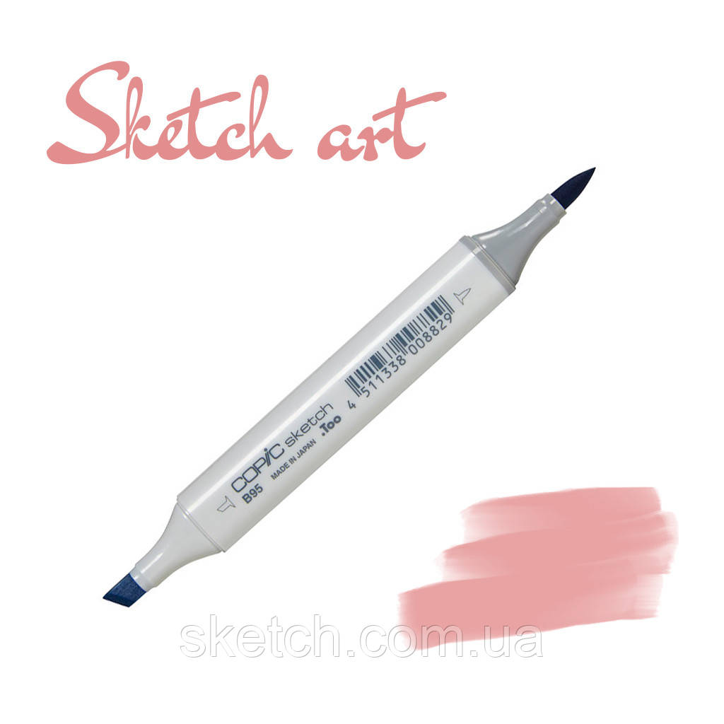 Copic маркер Sketch, #E-04 Lipstick natural