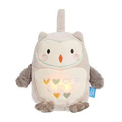 Музыкальный ночник с подсветкой для новорожденных Ollie the Owl Grofriend с Германии