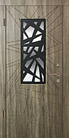 """Входная дверь для улицы """"Портала"""" (Стандарт со стеклопакетом) ― модель S-2, фото 1"""