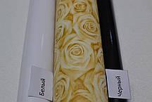 Обои, на стену, винил на флизелине, горячего тиснения, В 121 Роза 305-05, 1,06*10м, фото 2