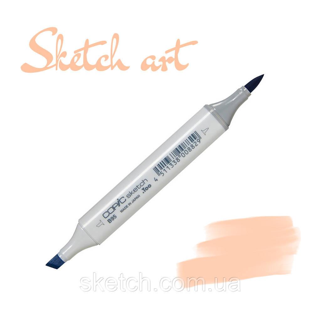 Copic маркер Sketch, #E-11 Bareley beige